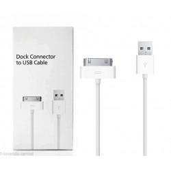 Cable de Carga para iPhone 3G 4 4S iPad