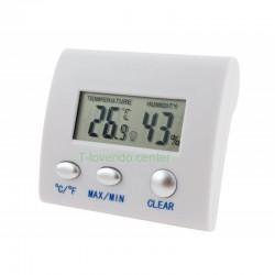 Higrómetro Digital con Pantalla LCD