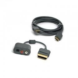 CABLE HDMI + CABLE AV RCA PARA XBOX 360