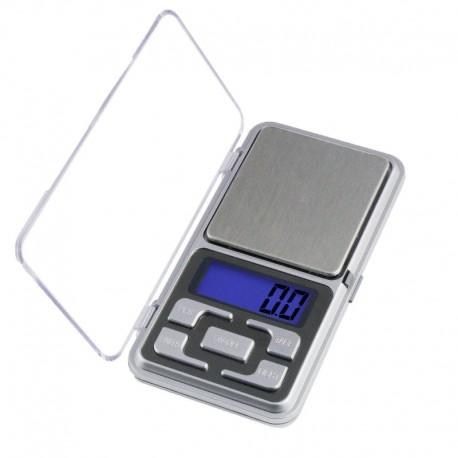 Mini Báscula Digital de Precisión de 0,01g a 200g