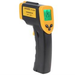 Termometro Pistola de Infrarrojos con Pantalla LCD