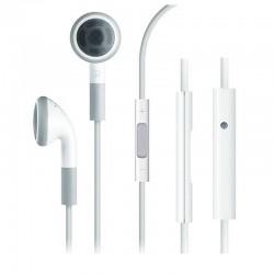 Auriculares IN-EAR Manos Libres Blancos