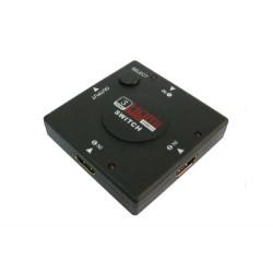 Multipuerto HDMI 3 Puertos Splitter