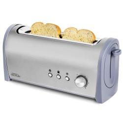 Tostadora de Pan Cecotec Steel&Toast 1L
