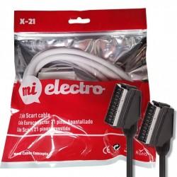 CABLE MI ELECTRO X21 EURO-EURO 1,5 M. FILTRO