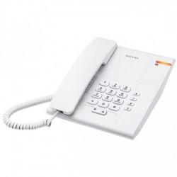 Telefono Alcatel Temporis T180 SobremesaBlanco