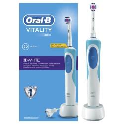 Cepillo de Dientes Eléctrico Braun Oral-B Vitality 3D White