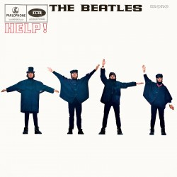 CD The Beatles - Help!