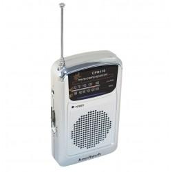 Radio Portátil FM/AM 2 bandas Kooltech CPR105