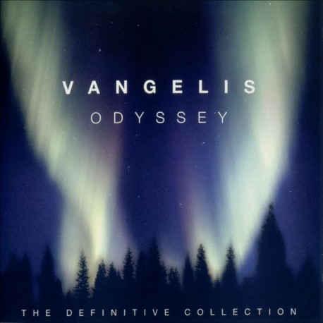 CD Vangelis - Odyssey (The Definitive Collection)