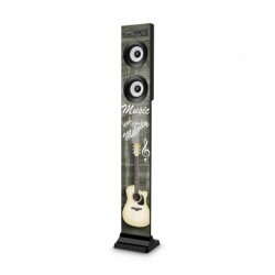 Torre de Sonido Bluetooth Innova Guitarra - 20W