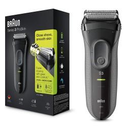 Afeitadora Braun 3000 Serie3