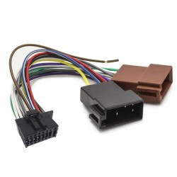 Cable Adaptador ISO para Radio JVC KD-R