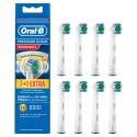 8 x Recambios Original Braun Oral-B Precision Clean