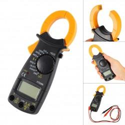 Voltímetro Pinza Amperimétrica Digital