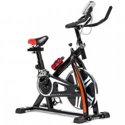 Bicicleta Estática de Spinning Indoor - Negra