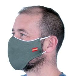 Mascarilla Proteccion Facial Lavable Reutilizable - Verde Claro España