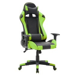 SILLA GAMING TY-OC-RC1 - GREEN - EXPO