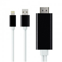 Cable HDMI de TV para iPhone