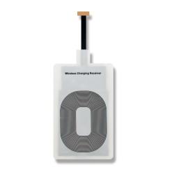 Receptor Qi carga inalámbrica micro usb