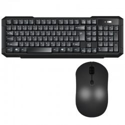 Teclado y Raton Inalámbricos para PC