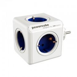 Allocacoc PowerCube - Enchufe de Red 5 Tomas