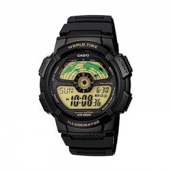 Reloj Digital Casio AE-1100W-1BV - Negro