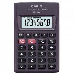 Calculadora Portátil Casio HL-4A