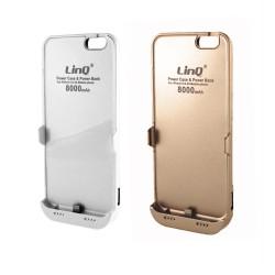 Batería Externa 8000 mAh para iPhone 6