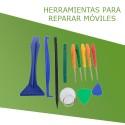 Herramientas para reparar móviles