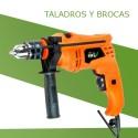 Taladros y Brocas