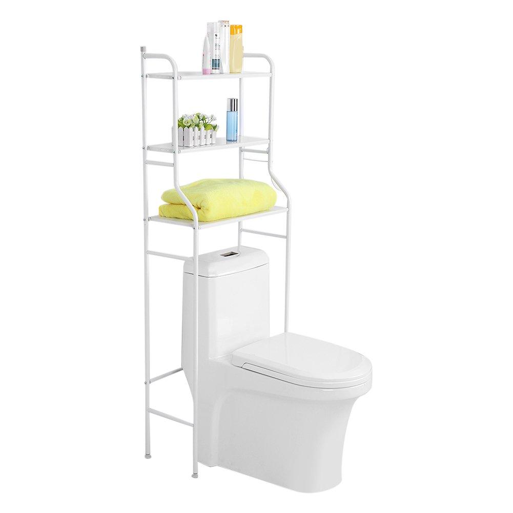 Estanteria sobre Inodoro WC Lavadora Ahorra Espacio ...